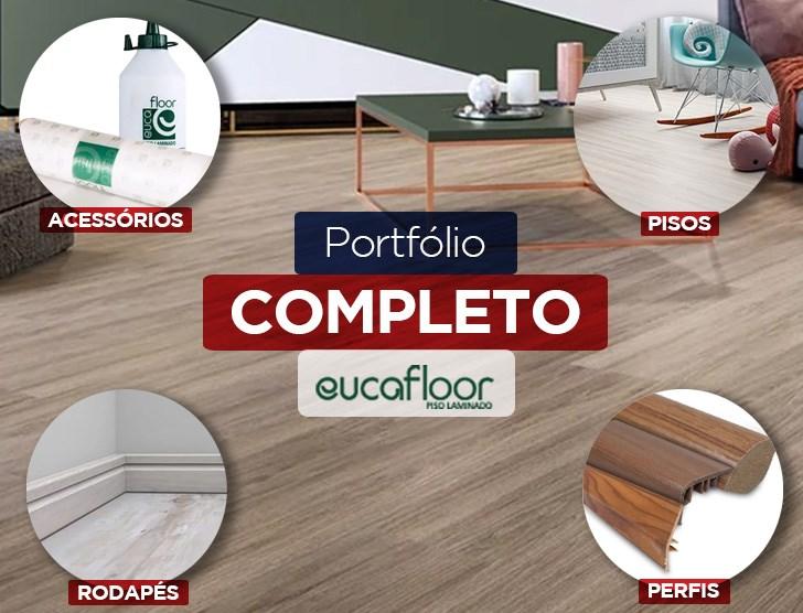 Portfólio completo Eucafloor