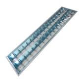 Calha de embutir Intral RE800 Aleta lay-in 2x32w