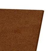 Chapa de MDF Eucatex Madeira Eucadur Lisa cru 2,5mm x 1,22m x 2,44m