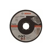 Disco de corte para inox Bosch 4 1/2 grão 60