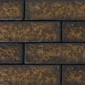 Revestimento de parede Santa Luzia Ecobrick Tijolo Inglês 75mm x 135mm x 9mm