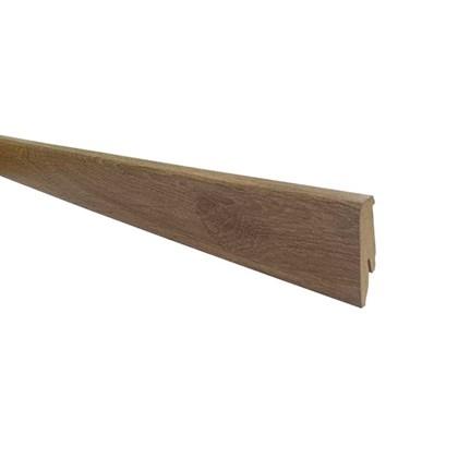 Rodapé de MDF Espaçofloor Kaindl oak roma 6cm x 15mm x 2,60m